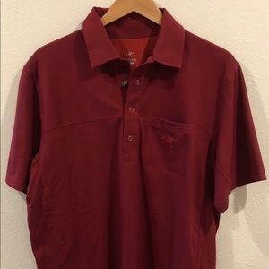 Arc'teryx Polo Short Sleeve Shirt